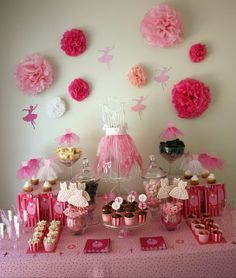 Girl Birthday Party Ideas