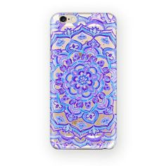 Henna-Mandala-Floral-Paisley-Soft-Back-Cover-Case-For-iphone-5-5S-5C-6-6S-Plus