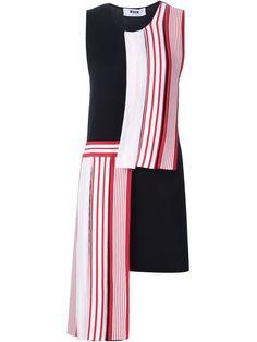 MSGM asymmetric dress