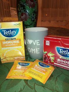 #Review - Tetley Super Tea - Não Digas Nada a Ninguém
