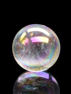 Opal Angel Aura Quartz Sphere