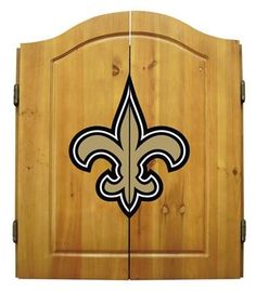 Use this Exclusive coupon code: PINFIVE to receive an additional 5% off the New Orleans Saints Dart Cabinet at SportsFansPlus.com