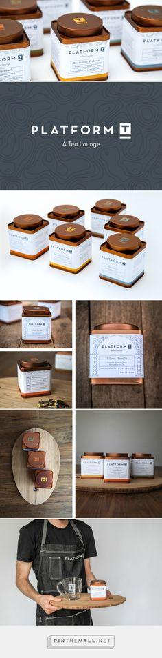 Platform T Packaging by Karsh Hagan | Fivestar Branding – Design and Branding Agency & Inspiration Gallery