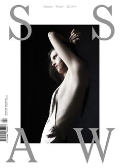 SSAW Magazine (Finland) - SSAW Magazine (Finland) F/W 13 Covers