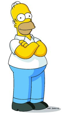"Homer Simpson will be live for three minutes on a May episode of ""The Simpsons"" thanks to motion capture technology. Bart Simpson, Homer Simpson Donuts, Simpsons Simpsons, Simpsons Party, Best Cartoon Characters, Simpsons Characters, Bd Garfield, Los Simsons, Stickers Cool"