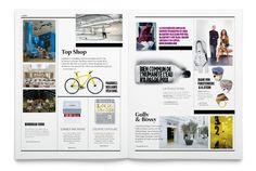 Le Fourquet MAgazine No.19 by La Tortilleria , via Behance