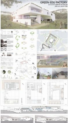 What are the types of architectural design portfolio typesetting? Architecture Panel, Architecture Drawings, Concept Architecture, School Architecture, Architecture Design, Architecture Student Portfolio, Architecture Diagrams, Futuristic Architecture, Presentation Board Design