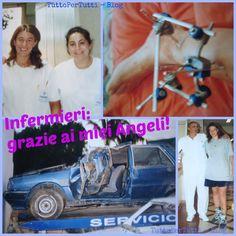 INFERMIERI: GRAZIE AI MIEI ANGELI! Giornata internazionale dell'infermiere. Un grazie a coloro che mi sono stati vicini e mi hanno aiutato! http://tucc-per-tucc.blogspot.it/2015/05/infermieri-grazie-ai-miei-angeli.html