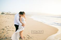 Alison & Michael: Redondo Beach Maternity Photographer - Stacee Lianna Photography: Los Angeles Wedding and Lifestyle Photographer Beach Maternity Photos, Maternity Photography Poses, Maternity Poses, Maternity Portraits, Maternity Photographer, Pregnancy Photography, Photography Ideas, Baby Bump Photos, Pregnancy Photos