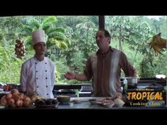 Costa Rica Cooking- Gallo Pinto - YouTube