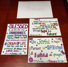 Heather's Divine Designs Handmade scripture notecards Sharing God's word through art