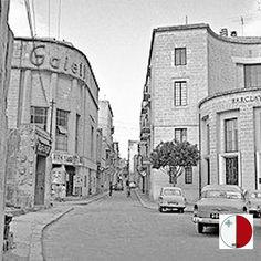 Malta Valletta, Blue Lantern, Cinema Theatre, Police Station, Old Pictures, About Uk, Google Images, Art Sketches, Malta Sliema