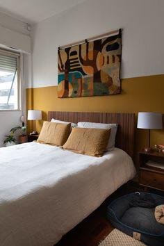 Casa Real, Decoration, Home Interior Design, Bedding Sets, Bedroom Decor, Bedroom Ideas, Sweet Home, House Design, Furniture