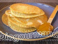 Crêpes sans gluten au miel et au safran - Blog cuisine bio - Recettes bio Cuisine bio sans gluten sans lait