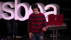 Primeira Talk #TEDxLisboa 2015 já disponível. Gonçalo Lopes #elefantenasala