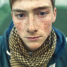 Freckles – Portaits by Benoit Paille - Pondly