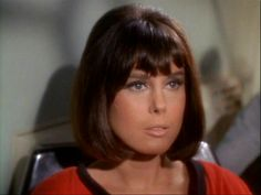 "Phyllis Douglas as Yeoman Mears in the original Star Trek episode ""The Galileo Seven""."