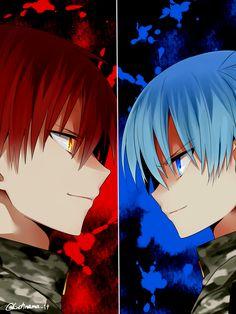 Batalla Karma VS. Nagisa