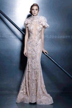 Fashion Friday: Ziad Nakad Elegance Vibes | http://brideandbreakfast.hk/2015/11/13/ziad-nakad-elegance-vibes/