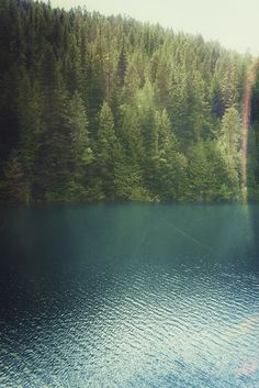 Bead Lake, Washington