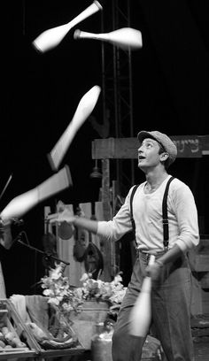 Circus Juggler at Sziget hu Festival by Dorchie, via Flickr