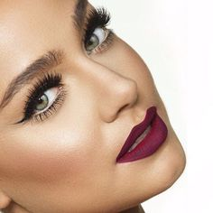 DO'S And DONT'S Of The Merlot Lipstick - Fashion Style Mag