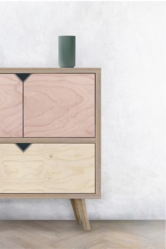 design development for our bespoke plywood furniture