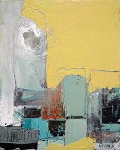 "Saatchi Art Artist Irena Belcovski; Painting, ""Abstraction"" #art"