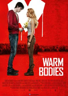 Warm Bodies - As zombie movies go, this tells a lighter story with more emotion and chuckles than gore. It's not  the movie for you if you want to be scared; however, it is entertaining.