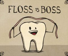 The Benefits of Flossing to Your Oral Health There are many benefits to regularly flossing your teeth. Dental floss can help clear food debris and plaque from the spaces between your teeth, where your toothbrush can't reach. As a result, flossing helps prevent gum or periodontal diseases, tooth decay, and bad breath.
