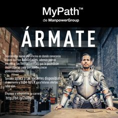Conoce MyPath, la nueva plataforma de ManpowerGroup #habilidades #empleo #ManpowerGroup #talento #MyPath