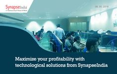 Get ahead of your competitors and business rivals with SynapseIndia technologies Ecommerce Solutions, Cloud Computing, Software Development, Mobile App, Microsoft, Web Design, Clouds, Technology, Website