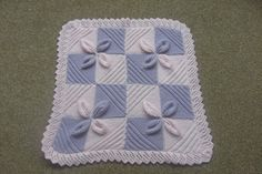 Knitting Pattern For Leaf Design Baby Blanket : 1000+ images about Patterns on Pinterest Baby blankets, Granny squares and ...