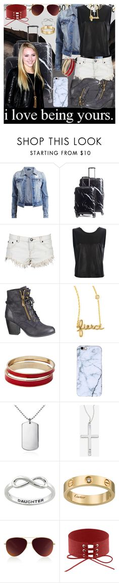 """""""Normandy Day 22"""" by xx-black-blade-xx ❤ liked on Polyvore featuring Vila Milano, CalPak, OneTeaspoon, Ter Et Bantine, maurices, Sydney Evan, Blue Nile, Eternally Haute and Victoria Beckham"""