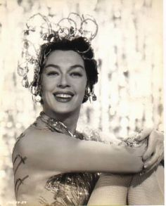 1955 Rosalind Russell