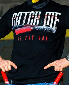 T-shirt Catch Me