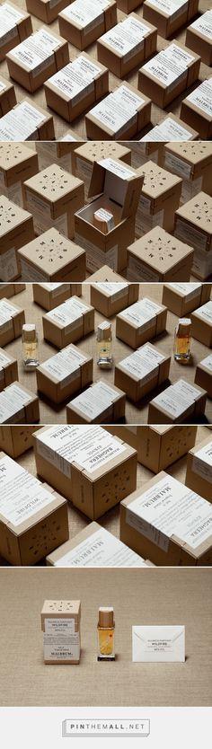 Malbrum Parfums Vol.II on Behance - created via https://pinthemall.net