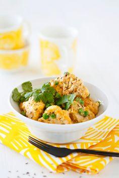 Aloo gobi – peruna-kukkakaalicurry