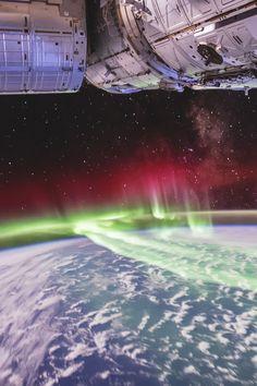 """outvade: """" Image by Johnathan J Scott NASA Johnson Space Center """"outvade """" """""""