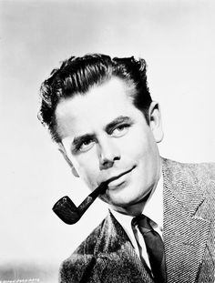 Glenn Ford, c. 1953.  Always reminds me of my StepDad .. Clare,  Black Board Jungle,  the first glimpse of Rock and Roll,  first time I ever heard music like that we were awestruck .. Bill Hailey and his Comets .. theme song .. Rock around the Clock ... word went round the school don't miss this flick ..