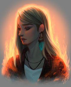 Rachel Amber por fidgot