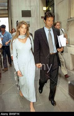 Just another one of Imran Khan, with Jemima Khan and one ...