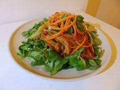Veggie Fish: Vegan Pad Thai