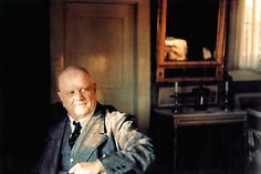 Jean Sibelius in color. How cool!
