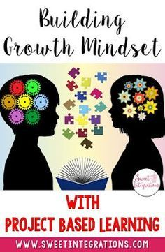 Growth Mindset and Project Based Learning - Sweet Integrations