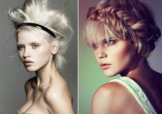 Simple, Yet Cute Evening Hairstyles for Women  #hairstyles #hair