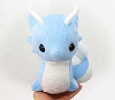 PDF bundle for customizable DIY dragon sewing patterns! Printable sewing pattern & instructions to make cute kawaii dragon, sea serpent, snake, and leviathan stuffed animals. Perfect to make collectible art dolls and holiday gifts! Make an eastern dragon like Haku, a Pokemon, or a scary