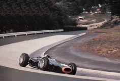 Jackie Stewart | BRM P261 | German Grand Prix