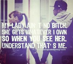 thats how i feel about my love
