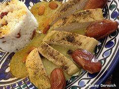 Dattelhuhn Curry, Couscous, Sausage, French Toast, Tacos, Mexican, Breakfast, Ethnic Recipes, Food